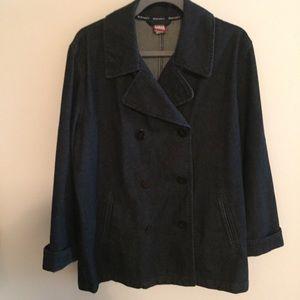 Old Navy Jean jacket Large
